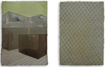 Theun Govers 2017 (29 x 20 cm x 2)