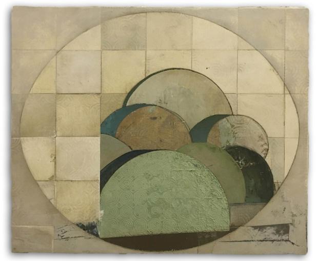 Theun Govers 2018 (40 x 48 cm)