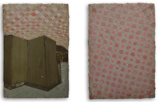 Theun Govers 2018 (29 x 20 cm x 2)