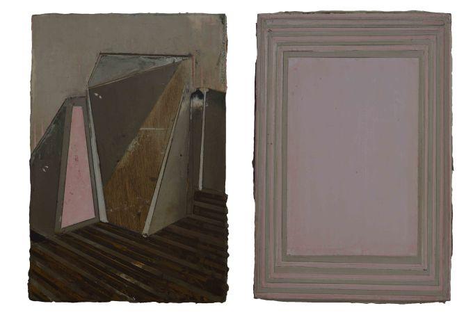 Theun Govers 2018 (30x20,5cm x2)