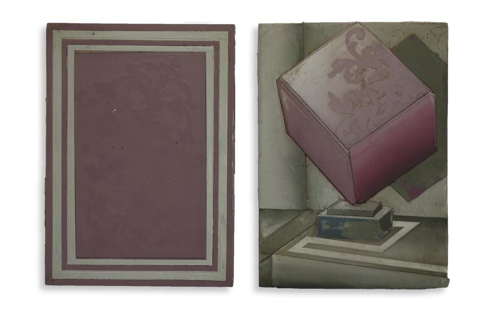 B. Theun Govers 2020 (28 x 20 cm x 2)